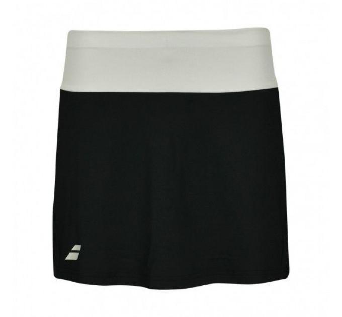 Теннисная юбка женская Babolat CORE LONG SKIRT WOMEN 3WS18082/2000 ✔