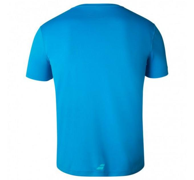 Футболка для тенниса мужская Babolat EXERCISE BIG BABOLAT TEE MEN 4MTA017/4049 ✔