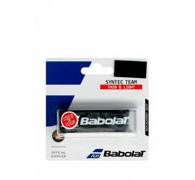 Ручка для ракетки Babolat SYNTEC TEAM X1 (1 штука) 670065/105 ✔