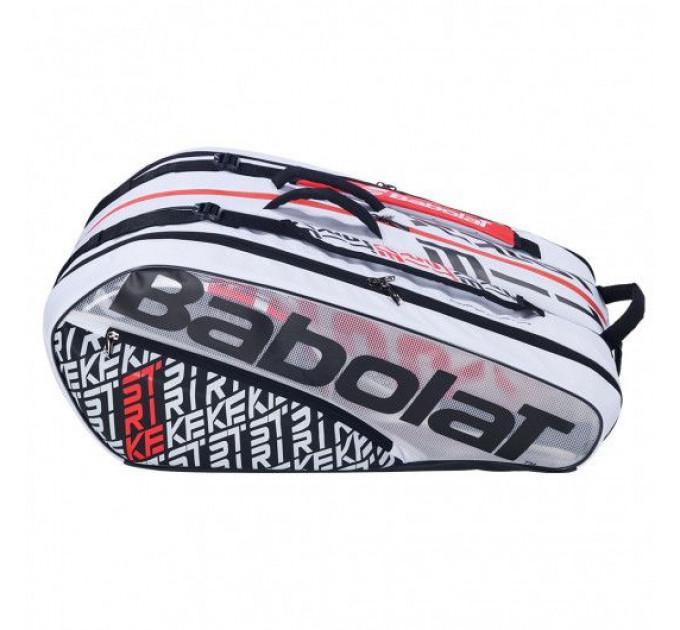Чехол для теннисных ракеток мужской Babolat RH X12 PURE STRIKE (12 ракеток) 751201/149 ✔