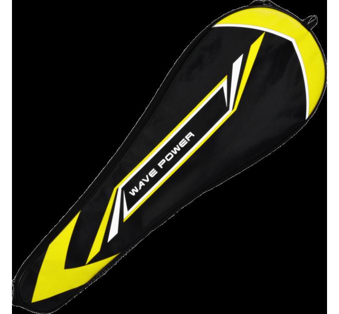 Профессиональная ракетка для бадминтона VICTOR Wave Power 500