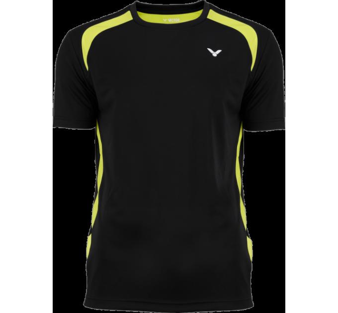 Футболка VICTOR Function Uni black 6949