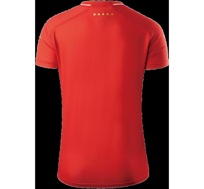 Футболка VICTOR Denmark FEMALE red 6609