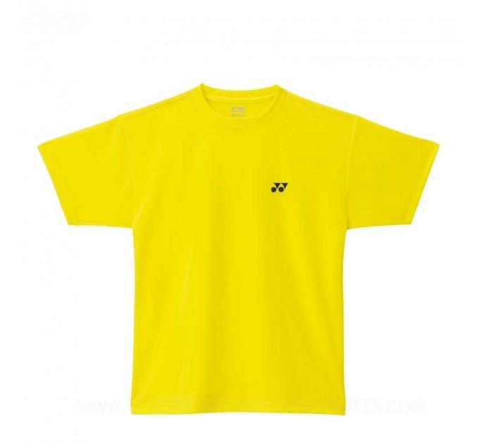 Футболка Yonex LT-1015 Yellow ✅