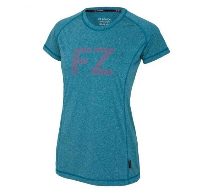 Футболка FZ FORZA Leah T-Shirt Womens Ocean Depth ✅