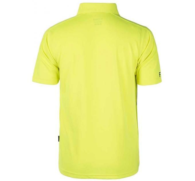 Футболка FZ FORZA Gage Polo Safety Yellow ✅