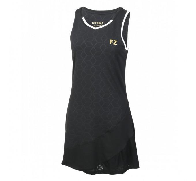 Спортивное платье FZ FORZA Becky Dress Black ✅