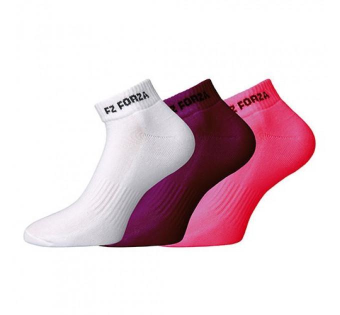 Носки Короткие FZ Forza Comfort Socks Short Multi Colour Pickled Red (3шт.) ✅