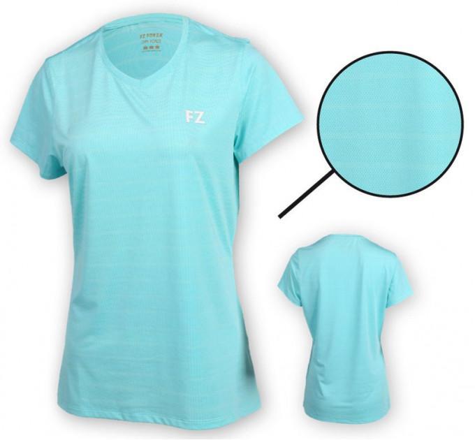 Футболка женская FZ Forza Hanoi Tee Womens T-Shirt Blue Fish ✅