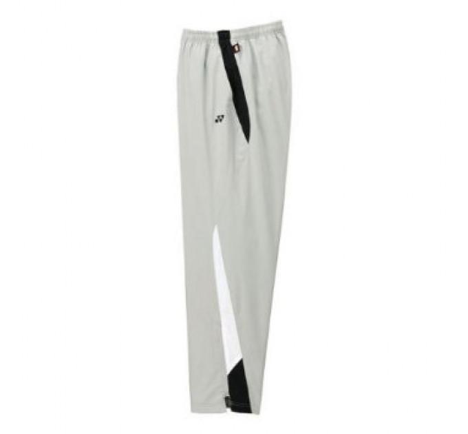 Штаны мужские Yonex 80033 Pants Men Light Grey ✅