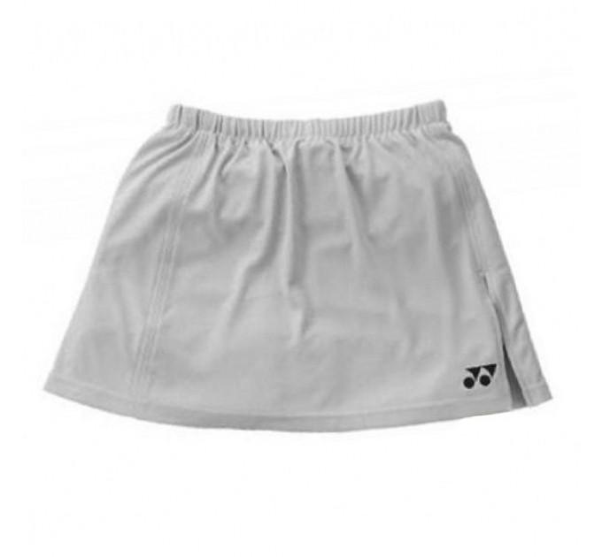Спортивная юбка Yonex 26002 Ladies Skirt Gray ✅