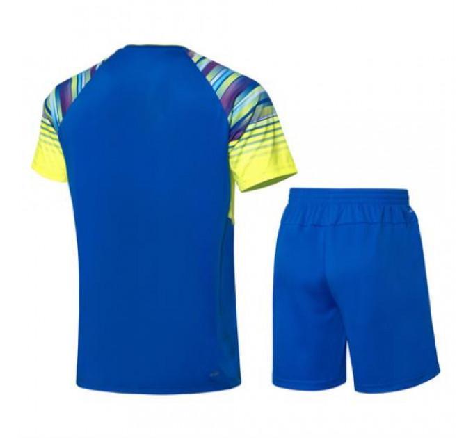 Комплект мужской шорты с футболкой LI NING ✔
