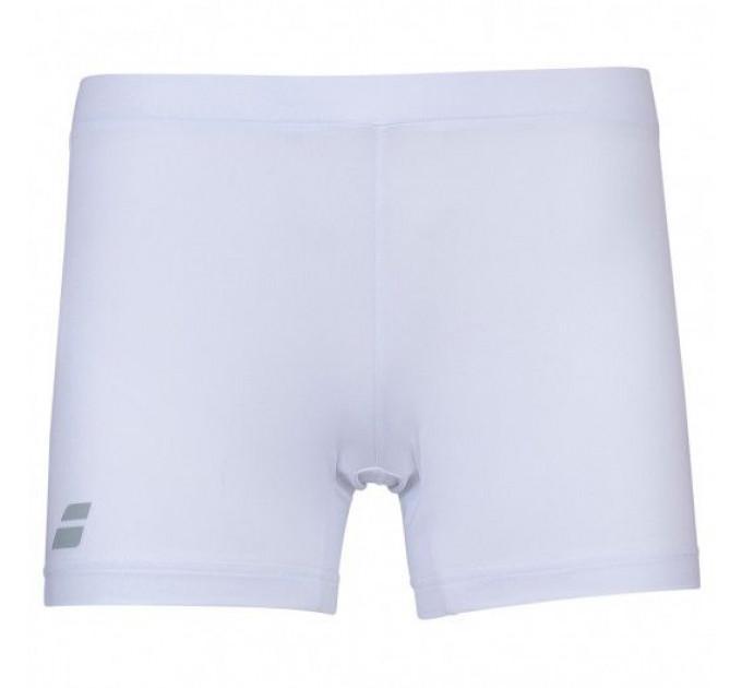 Теннисные шорты детские Babolat COMPETE SHORTY GIRL 2GS20101/1000 ✔