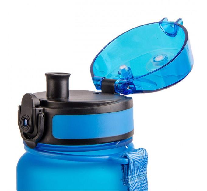 Спортивная бутылка VICTOR blue