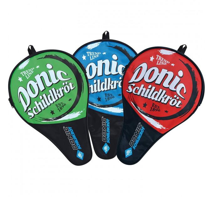 Чехол для ракетки Donic Trend Cover blue - 818507 ✅