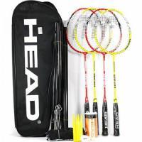 Набор для бадминтона Head Leisure Kit 4 BM Set 2015 - 201-363