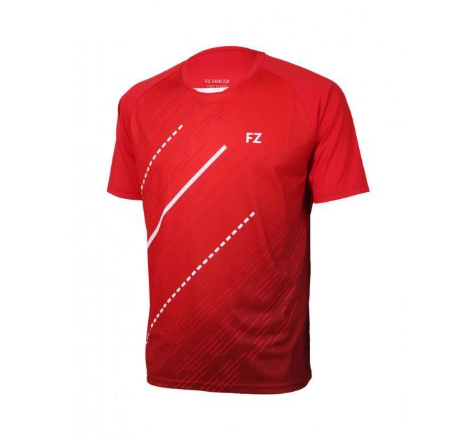 Футболка FZ Forza Balkan Tee Men Chinese Red ✅