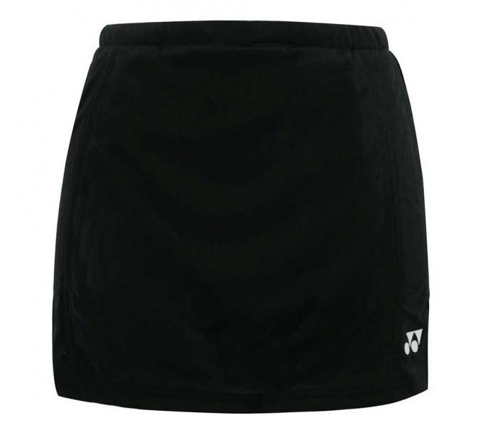 Спортивная юбка Yonex 26002 Ladies Skirt Black ✅