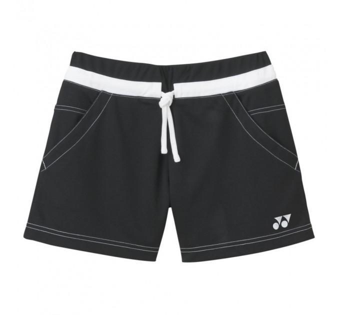 Женские спортивные шорты Yonex 3043 Black ✅