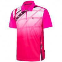 Футболка FZ Forza Gage Mens Polo Pink Glo ✅