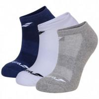 Носки спортивные Babolat INVISIBLE 3 PAIRS PACK (Упаковка,3 пары) 5UA1461/1033 ✔