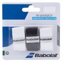 Намотка на ракетку Babolat MY OVERGRIP X3 (Упаковка,3 штуки) 653045/145 ✔