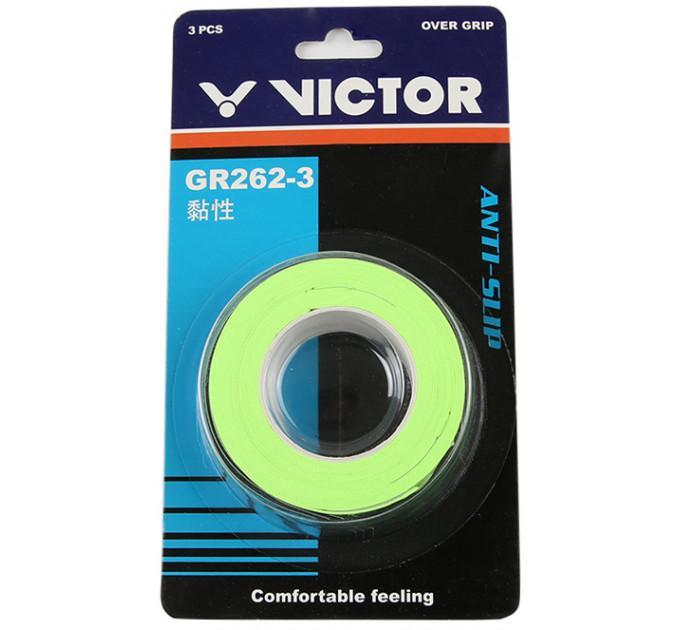 Обмотка VICTOR Grip GR262-3 G 3pcs