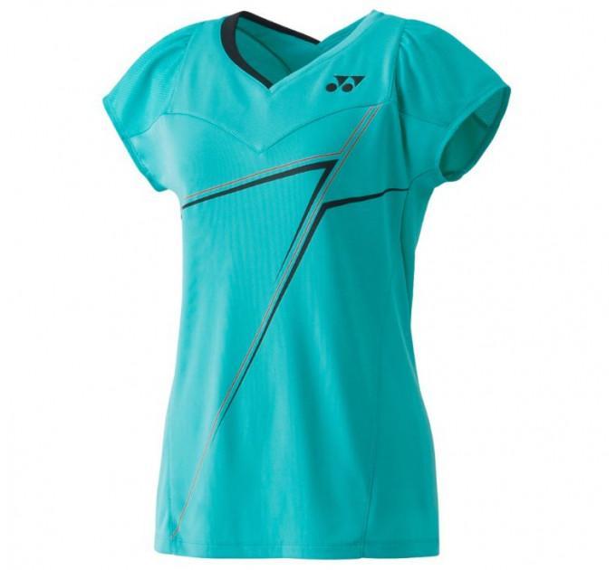 Футболка Yonex 20238 Ladies Polo Aqua ✅