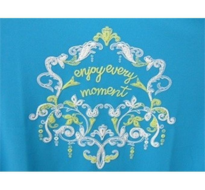 Спортивная футболка Yonex 16204 Ocean Blue ✅