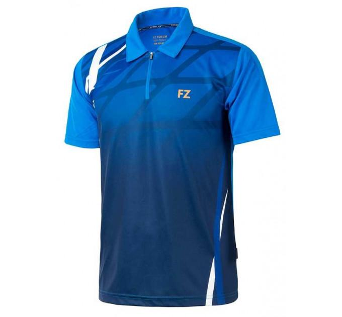 Футболка FZ FORZA Gage Polo Electric Blue ✅