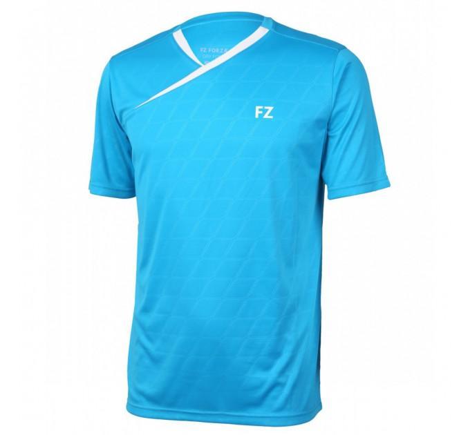 Футболка FZ FORZA Byron Tee Mens T-Shirt Atomic Blue ✅