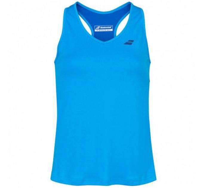 Майка для тенниса детская Babolat PLAY TANK TOP GIRL 3GP1071/4049 ✔