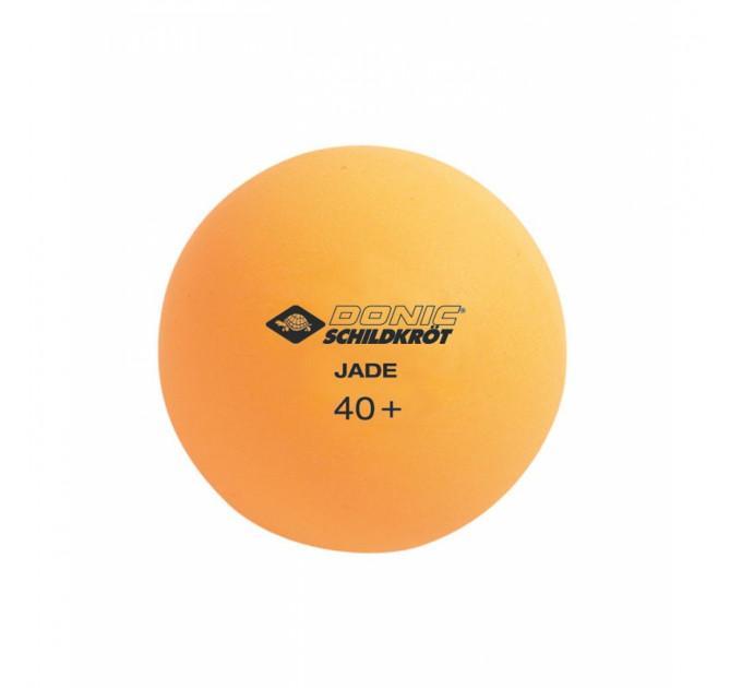 Мячи Donic Jade Ball 40+ 6 шт orange - 618378 ✅