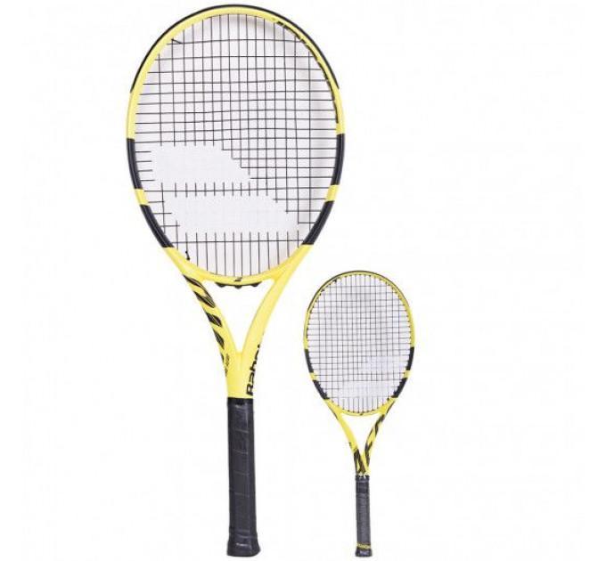 Гигантская теннисная ракетка Babolat JUMBO PURE AERO 2019 850476/100 ✔