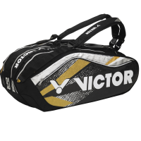 VICTOR Multithermobag BR9308 black/gold(12 ракеток)