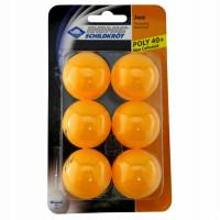 Мячи Donic Jade Ball 40+ 6 шт orange - 618378