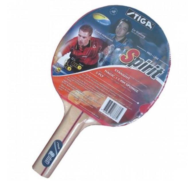 Ракетка для пинг-понга Stiga Spirit ✅