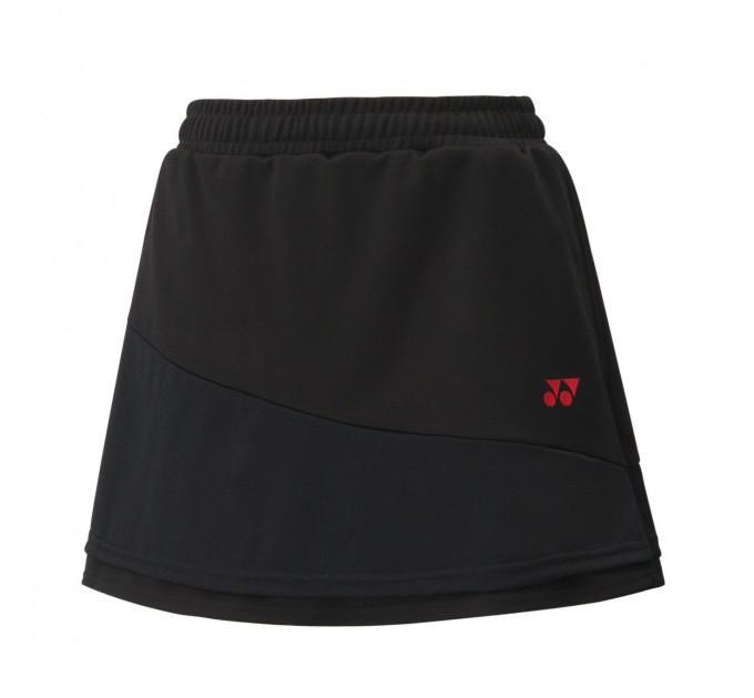 Спортивная юбка Yonex 26019 Ladies Skirt Black ✅