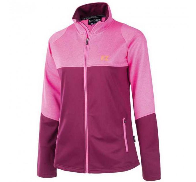 Кофта спортивная FZ FORZA Benja Womens Jacket Pink ✅