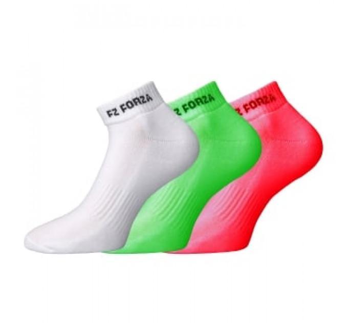 Носки FZ FORZA Comfort Socks Short Multi Colour (3шт.) ✅