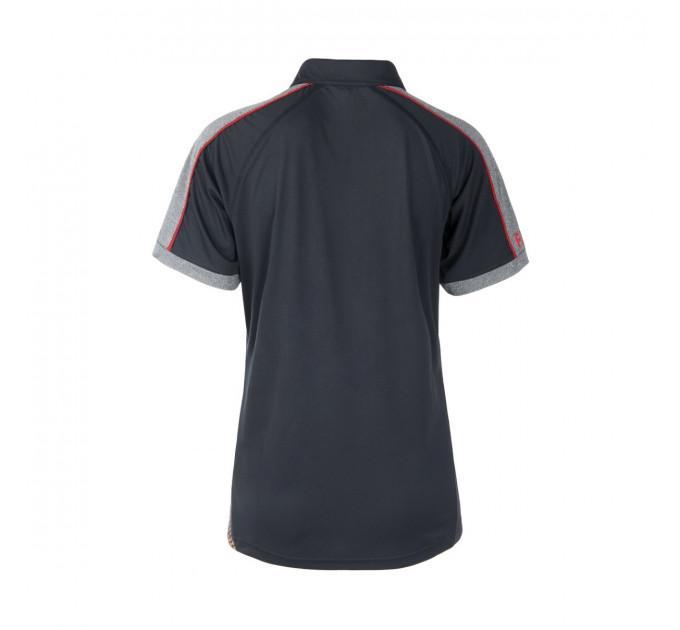 Футболка FZ FORZA Summer Womens Polo Black ✅