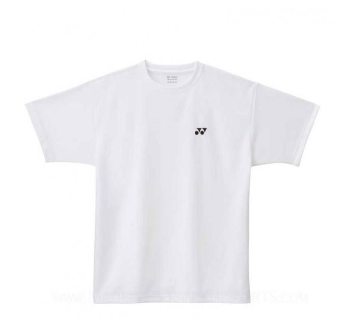 Футболка Yonex PT-0010 White ✅