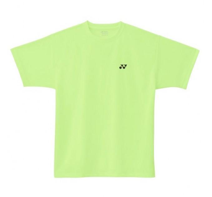 Футболка Yonex LT-1000EX Lime Green ✅