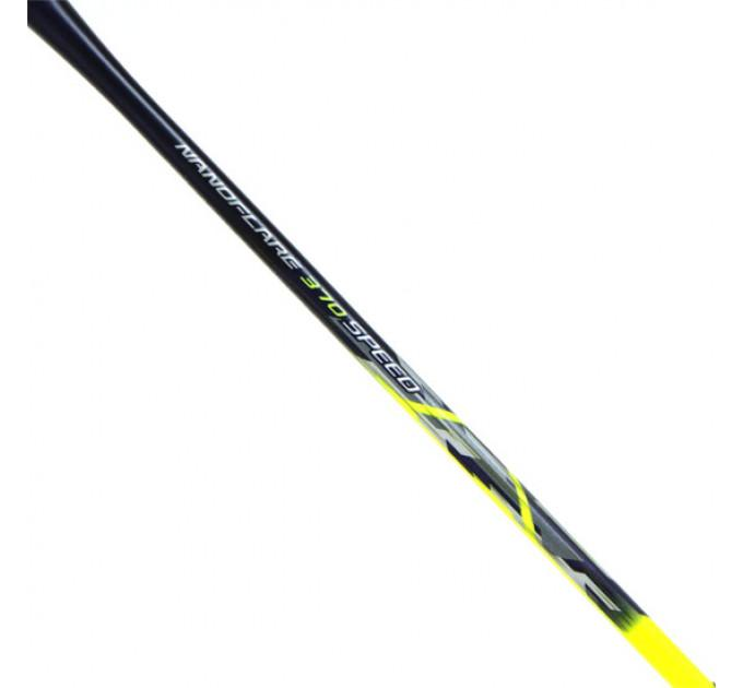 Ракетка для бадминтона Yonex Nanoflare 370 Speed Yellow ✅