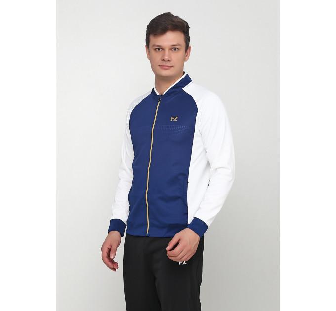 Спортивная кофта FZ FORZA Boston Jacket Estate Blue ✅