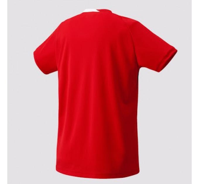 Футболка мужская Yonex 10177 Sunset Red ✅