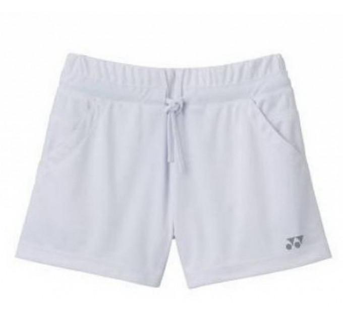 Женские спортивные шорты Yonex 3043 White ✅