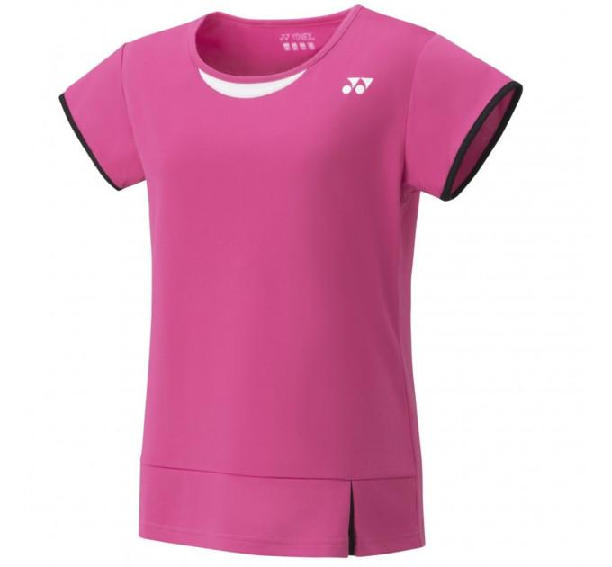 Футболка Женская Yonex 16378EX Pink ✅