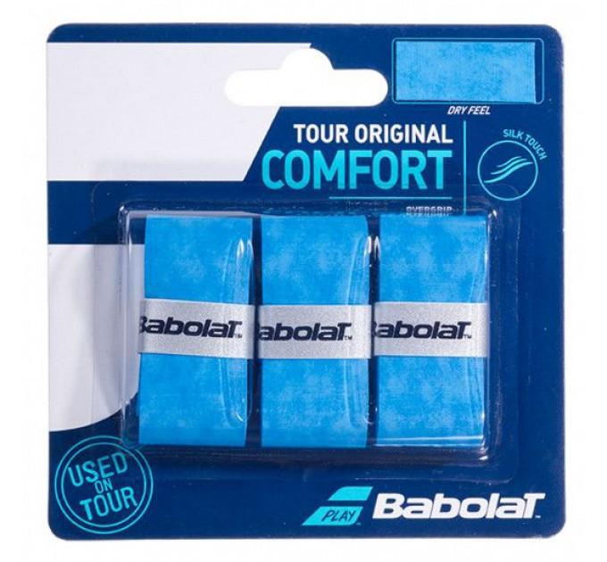 Намотка на ракетку Babolat TOUR ORIGINAL X3 (Упаковка,3 штуки) 653047/136 ✔