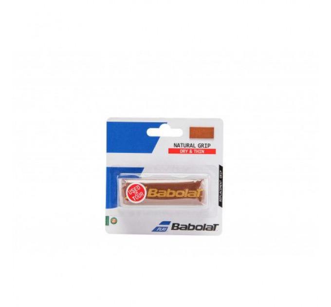 Ручка для ракетки Babolat NATURAL GRIP (1 штука) 670063/131 ✔